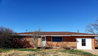 Tulia Single Family Home For Sale: 711 Donley N