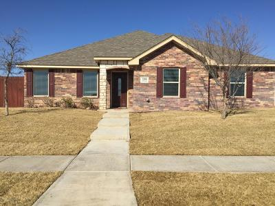 Amarillo Single Family Home For Sale: 3200 Bismarck Ave