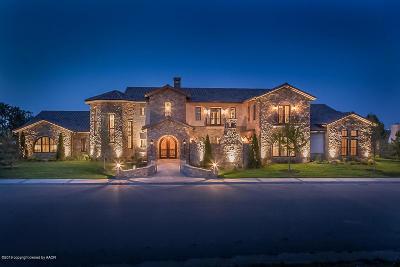 Amarillo Single Family Home For Sale: 14 Carnoustie Ln