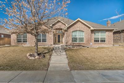 Amarillo Single Family Home For Sale: 7408 Countryside Dr