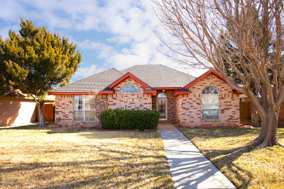 Randall County Single Family Home For Sale: 6808 Michelle Dr