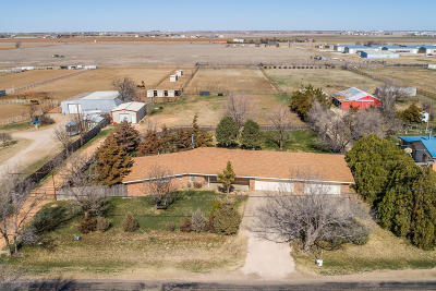 Amarillo Single Family Home For Sale: 8040 W McCormick Rd