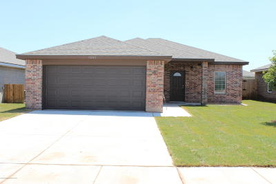 Amarillo Single Family Home For Sale: 5003 Eberly St