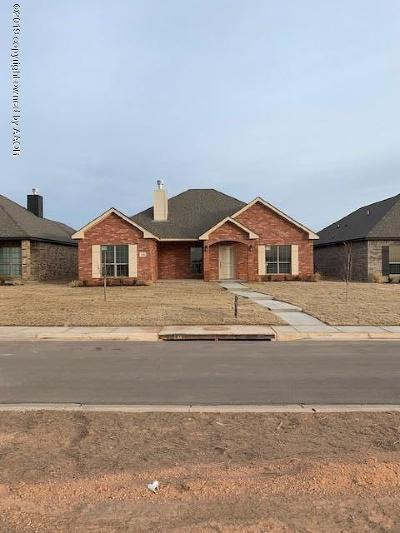 Amarillo Single Family Home For Sale: 9506 Heritage Hills Pkwy