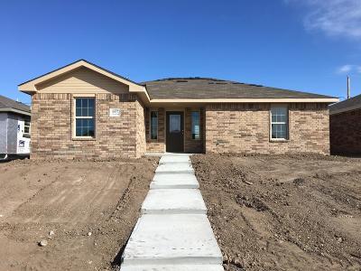 Amarillo Single Family Home For Sale: 6907 Gemini
