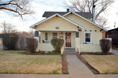 Canyon Single Family Home For Sale: 2010 6th Ave