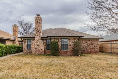 Amarillo Single Family Home For Sale: 5917 Oakman Dr