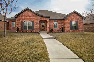 Amarillo Single Family Home For Sale: 9309 Clint Ave