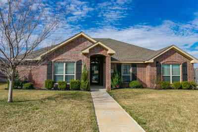 Amarillo Single Family Home For Sale: 6800 Caddell St