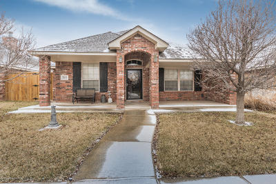 Amarillo Single Family Home For Sale: 2103 41st SE Ave