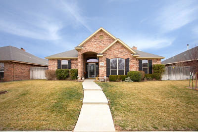 Amarillo Single Family Home For Sale: 8114 Barstow Dr
