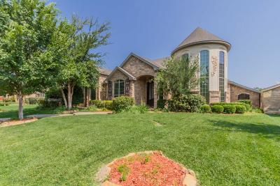 Single Family Home For Sale: 7806 Greenbriar Dr