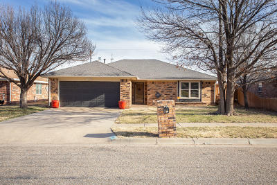 Amarillo Single Family Home For Sale: 3917 Woodfield St