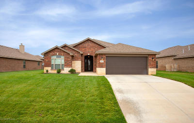 Amarillo Single Family Home For Sale: 7302 Sinclair St