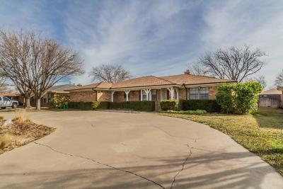 Amarillo Single Family Home For Sale: 6005 Yale St