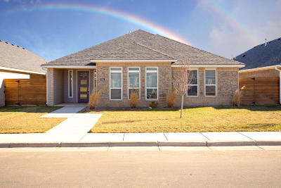Amarillo Single Family Home For Sale: 7915 Zoe Dr