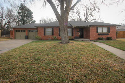 Potter County Single Family Home For Sale: 2219 S Crockett St