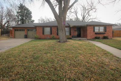 Amarillo Single Family Home For Sale: 2219 S Crockett St