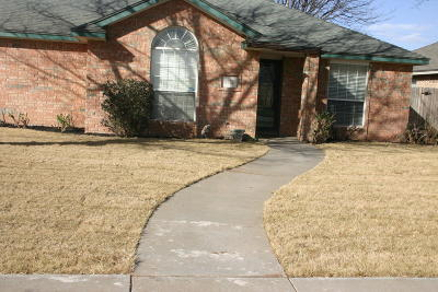 Randall County Single Family Home For Sale: 7112 Alpine Ln