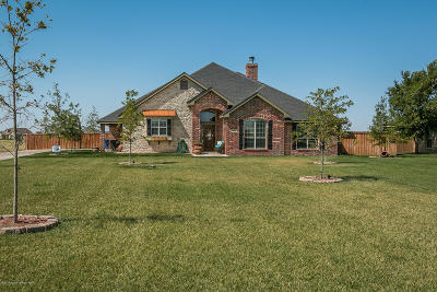 Single Family Home For Sale: 20200 Quail Hollow Dr