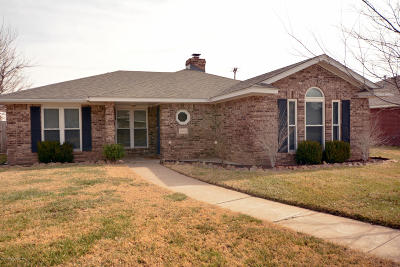 Randall County Single Family Home For Sale: 6800 Daniel Dr