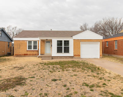 Amarillo Single Family Home For Sale: 4204 Travis St