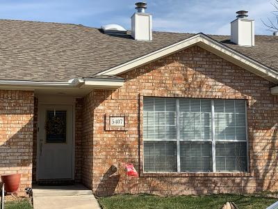 Amarillo Condo/Townhouse For Sale: 5407 Southside Dr