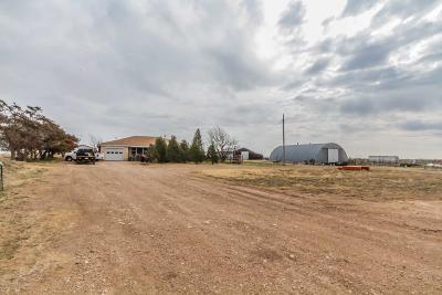 Amarillo Single Family Home For Sale: 6801 Blessen Rd