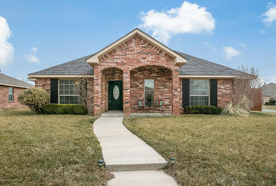 Amarillo Single Family Home For Sale: 6509 Meister St