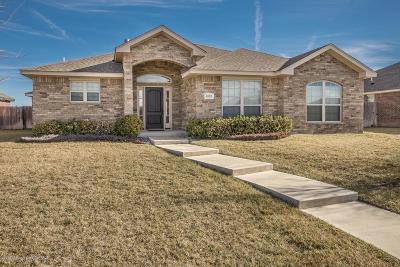 Amarillo Single Family Home For Sale: 6803 Gaston Ct