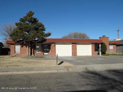 Multi Family Home For Sale: 3402 Mockingbird Ln