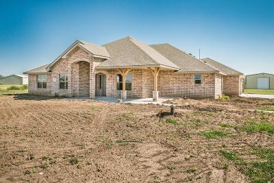 Bushland Single Family Home For Sale: 18300 Grasslands Rd