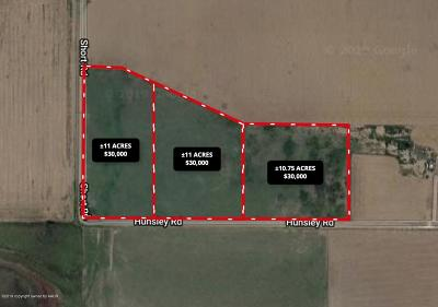 Canyon Residential Lots & Land For Sale: Hunsley Rd Tract 3