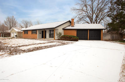 Potter County, Randall County Single Family Home For Sale: 7007 Dreyfuss Rd