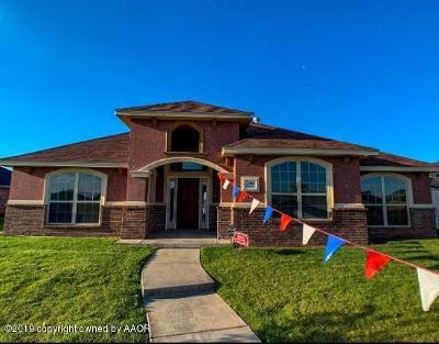 Amarillo Single Family Home For Sale: 2909 Portland Ave