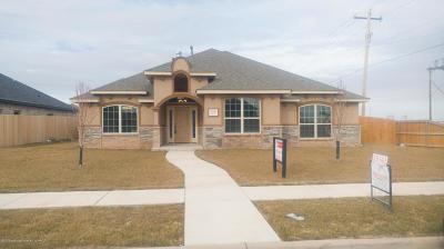 Amarillo Single Family Home For Sale: 2700 Nashville Ave