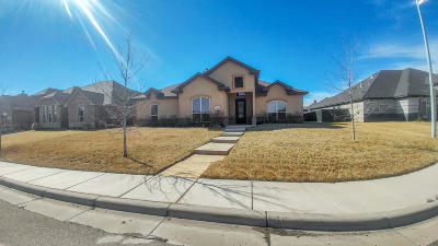 Amarillo Single Family Home For Sale: 6302 Isabella Dr