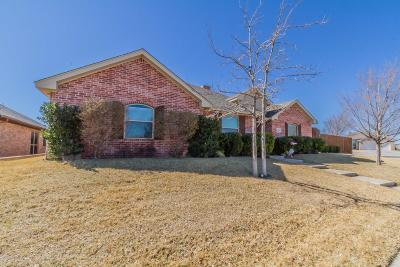 Amarillo Single Family Home For Sale: 6325 Suncrest Way