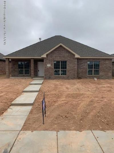 Amarillo Single Family Home For Sale: 7805 Crestline Dr