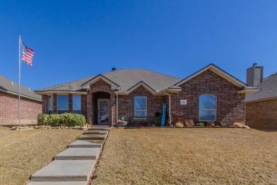 Amarillo Single Family Home For Sale: 4207 Aldredge St