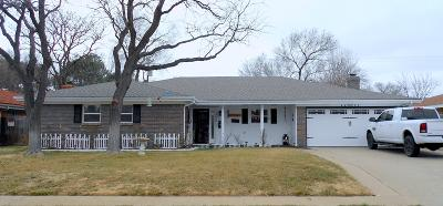 Amarillo Single Family Home For Sale: 3618 Wayne St