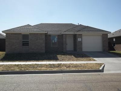 Amarillo Single Family Home For Sale: 2805 Emily Pl