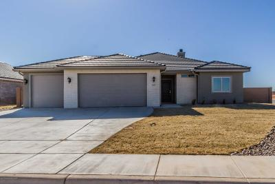 Single Family Home For Sale: 1207 Syrah Blvd