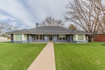 Amarillo Single Family Home For Sale: 7114 Calumet Rd