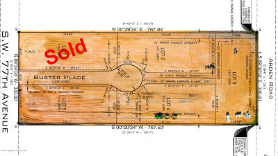 Amarillo Residential Lots & Land For Sale: 7580 Buster Place
