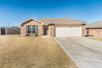 Amarillo Single Family Home For Sale: 7214 Explorer Trl