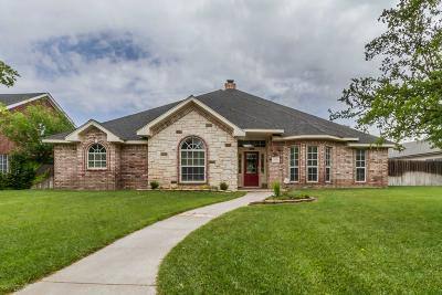 Amarillo Single Family Home For Sale: 7404 Woodmont Dr