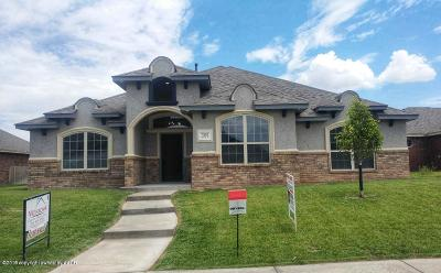 Amarillo Single Family Home For Sale: 7303 City View Dr