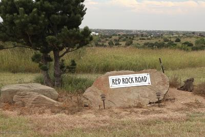 Amarillo Residential Lots & Land For Sale: 6600 Red Rock Rd