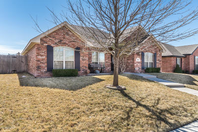 Amarillo Single Family Home For Sale: 9309 Shylana Ave
